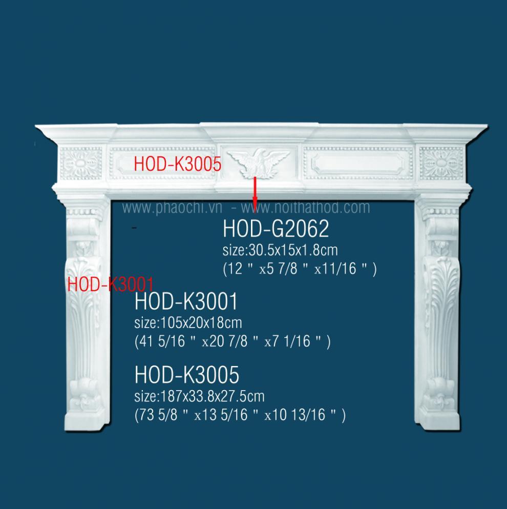 HOD-K3001-K3005-G2062