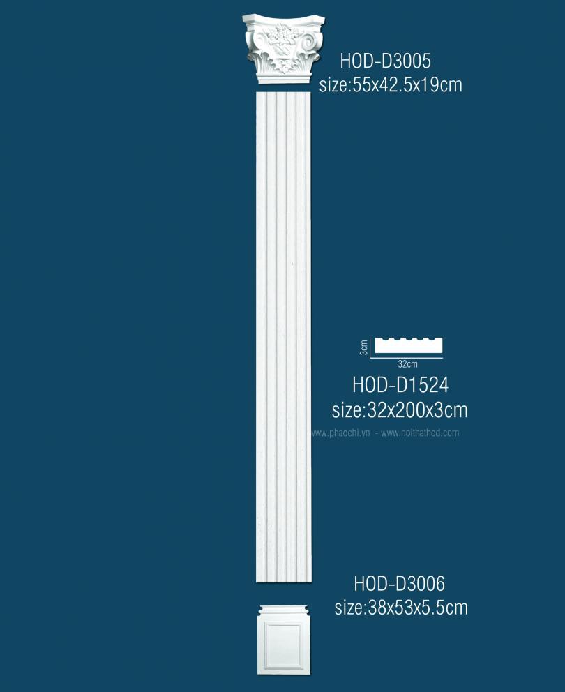 HOD-D3005-D3006-D1524